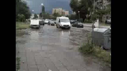 Наводнения В Пловдив 3