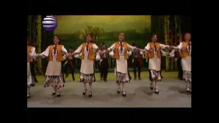 Капански ансамбъл - Разградски песни и танци