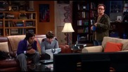 The Big Bang Theory - Season 2, Episode 7 | Теория за големия взрив - Сезон 2, Епизод 7