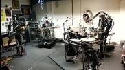 Оркестър от роботи!