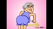 Баба стриптизьорка