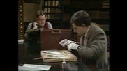 Mr.bean -the library