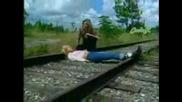 Непокорен ангел-Кристал убива Патрисия