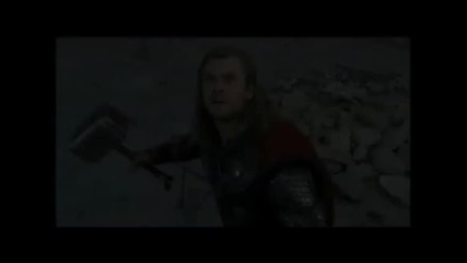 My amv trailer The Avengers