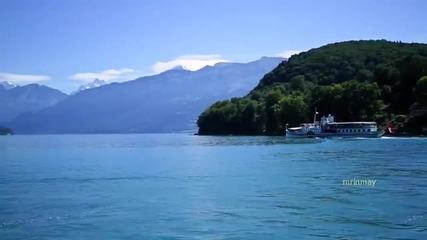 Швейцарски Алпи - Езерото Тун