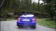 Как се ходи за хляб със Subaru Wrx Sti