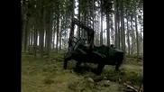 Timberjack Walking Machine