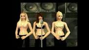 Pussycat Dolls - Stikwitu Sims 2