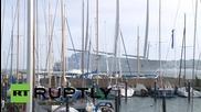 Germany: Andrei Melnichenko's $400m superyacht is the world's BIGGEST