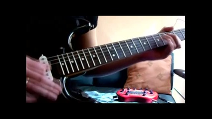 Pink Floyd - Shine on you crazy diamond Solo 3 (cover)