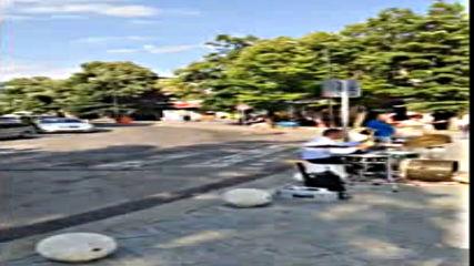 Звуков терор в центъра на Варна