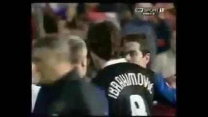 Zlatan Ibrahimovic bad boy