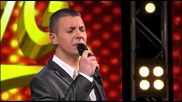 Nenad Kostov - Samo ovu noc - Zato kradem - (Live) - ZG 2013 14 - 22.03.2014. EM 24.