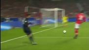 Бенфика 1:2 Атлетико ( Мадрид ) 08.12.2015
