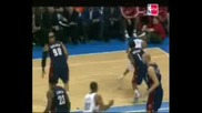 Allen Iverson & Carmelo Anthony 2008