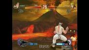 Ryu vs. Ken - Street Fighter 4