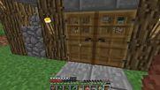 Minecraft Survival EP.7 Chest Room!