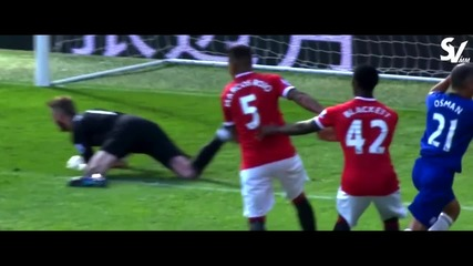 David De Gea - Best moments of 2014/2015 Season Hd