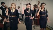 No Scrubs - Tlc 1940s Cover by Robyn Adele Anderson ft. The Melodies