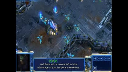 Starcraft 2 - Gameplay - Част 2