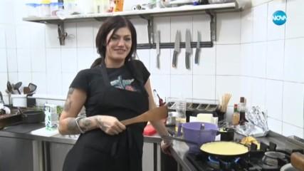 Артистична вечеря с Жана Бергендорф в ''Черешката на тортата'' (14.01.2020) - част 2