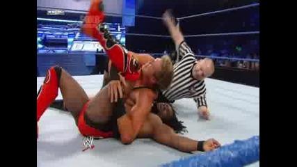 Wwe Smack Down - Kofi Kingston vs. Джак Фуклиото 14.01.2011