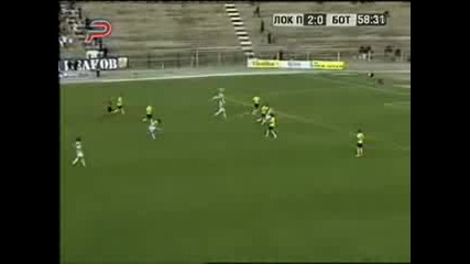 Lokomotiv Plovdiv - Botqf Plovdiv 3 : 0