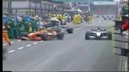 Формула1 - 2002 Season Review - Част 6 [ 9 ]