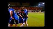 Незабравимият гол на Джанфранко Дзола с пета