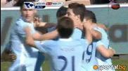 Уулвърхaмптън - Манчестър Сити 0:2