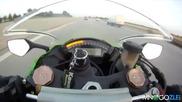 Да те надмине комби докато караш с 250