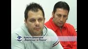 Общинският съвет във Варна избра доц. Христо Бозов за временен кмет на града