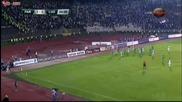 Партизан - Лудогорец 2-2