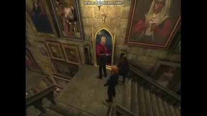 играта хари потър и орденът на феникса - магията експекто патронум и залавянето на хари
