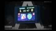 Левски - Спортинг с коментара на Томислав Русев