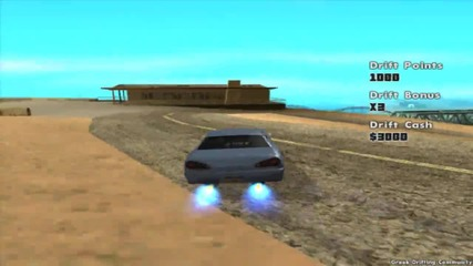 Gta San Andreas - Drift