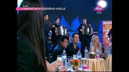 Vesna Zmijanac - Malo po malo (Live) - NG sa Leom Kis (Tv Pink 2014)