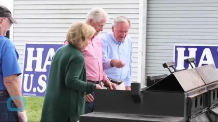 In Iowa, Hillary Clinton Returns to Her Waterloo