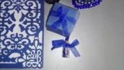 Сватба в цвят кралско синьо- Svatbalux.com
