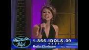 Kelly Clarkson  -  Respect