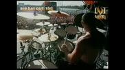 System of a Down  -  Aerials (на живо)
