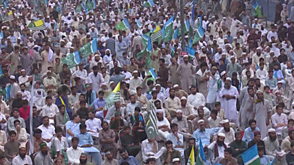 Pakistan: Jamaat-e-Islami leader urges government to take tougher stance on Kashmir