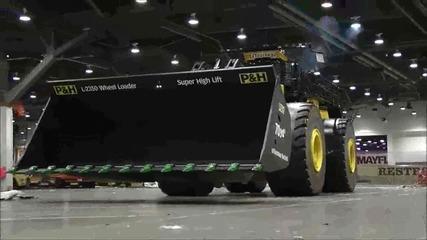 Hай-големите машини в Света