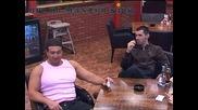 Дрехите на Антоний не са убягнали от опитните очи на Христо и Павлин Big Brother Family 24.04.2010