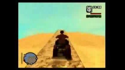 Gta San Andreas Най - Страното Нещо Някога