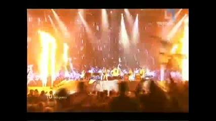 Евровизия 2011 България Поли Генова-на Инат