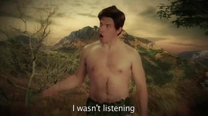 Adam vs Eve. Epic Rap Battles