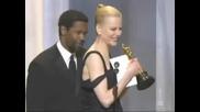 Nicole Kidman Печели Най - Добра Актриса