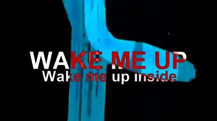 Evanescence - Bring Me To Life ( Lyrics)