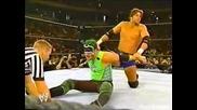 The Hurricane vs. Steven Richards - Wwe Heat 20.10.2002